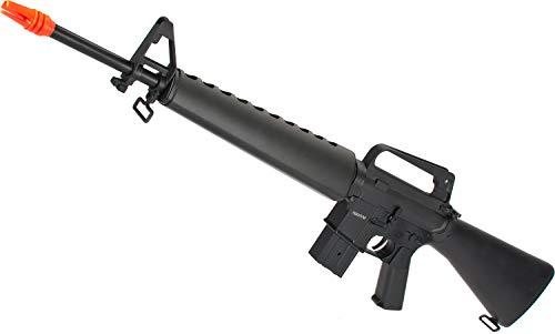 Evike JG Newest Version M16-VN Vietnam Full Metal Airsoft AEG Rifle