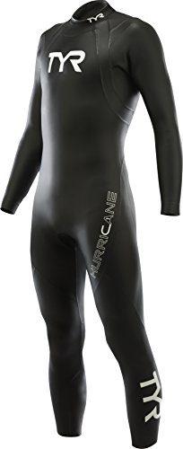 TYR Sport Men's Hurricane Wetsuit Category 1