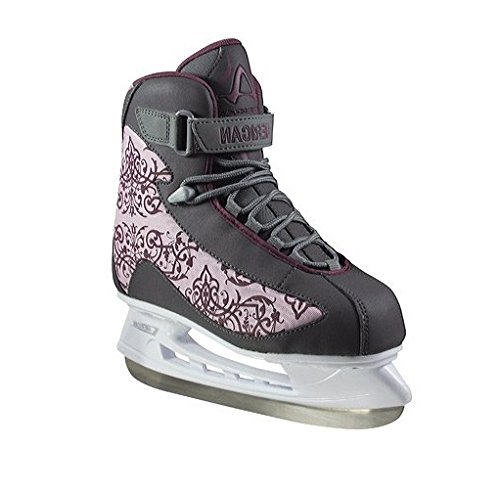 American Athletic Shoe Co.Women's American Soft Boot hockey Skate (Style may vary)