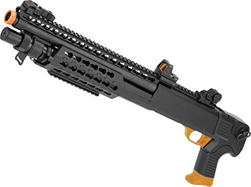 Evike CYMA M3 3-Round Burst Multi-Shot Shell Loading Airsoft Shotgun - Multiple Options Available