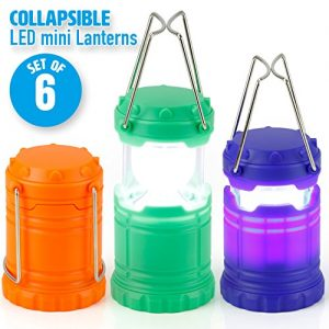 Super Bright Mini Collapsible LED Lantern