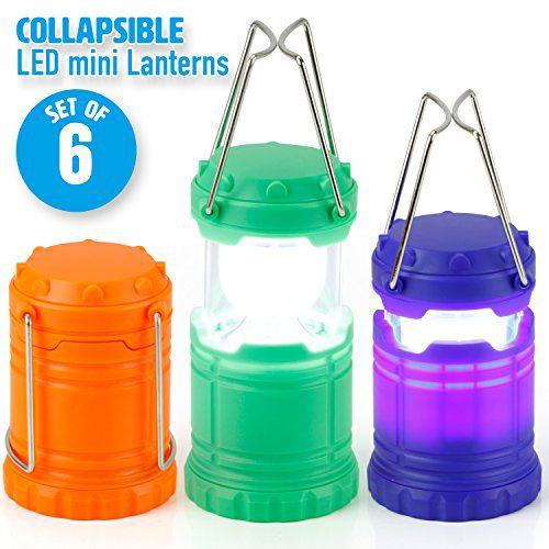 Super Bright Mini Collapsible LED Lantern