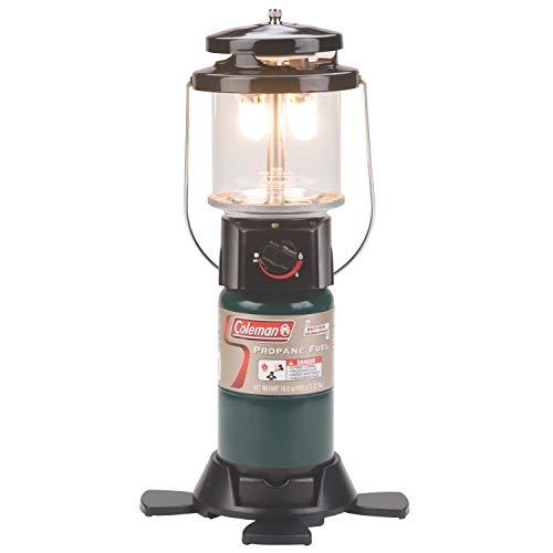 Coleman Gas Lantern   1000 Lumens Deluxe Propane Lantern