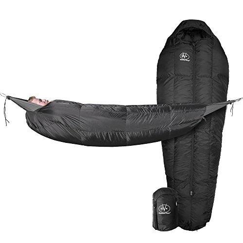 Outdoor Vitals 0-15 Degree F StormLOFT Down MummyPod Sleeping Bag