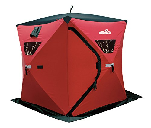 THUNDERBAY Ice Cube 3 Man Portable Ice Shelter