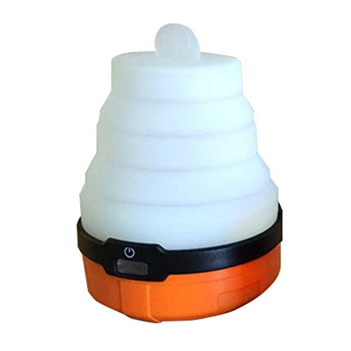 UST Spright LED Collapsible Water Resistant Lantern with 100 Lumens and Hook for Camping, Hiking, Emergency and Outdoor Survival