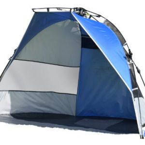 Lightspeed Quick Draw Sun Shelter (Blue/Silver)