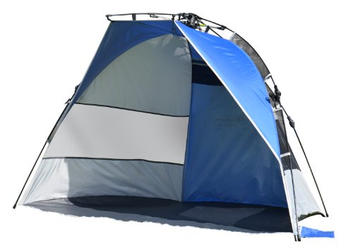 Lightspeed Quick Draw Sun Shelter (Blue/Silver)