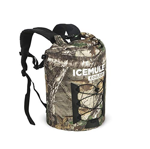 IceMule Pro Insulated Backpack Cooler Bag - Hands-Free, Collapsible, Waterproof and Soft-Sided, This Highly Portable Cooler is Ideal for Hiking, The Beach, Picnics, Camping, and Fishing