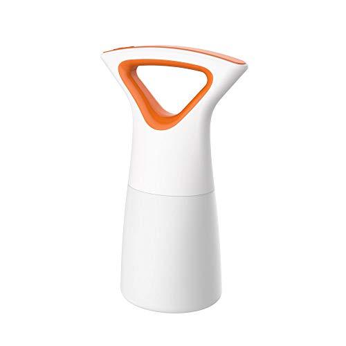 HARMONIC LED Camping Lantern Rechargeable 3 Light Modes Camp Lantern Flashlights for Emergency, Hurricane, Outage Portable Tent Light USB Charging Night Light (Orange)