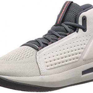 Under Armour Men's Torch Basketball Shoe, Gray Flux (106)/Gray Flux, 9.5