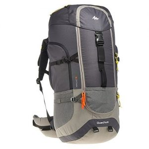 Quechua Hiking Camping Water Repellent Backpack Rucksack Forclaz 70L