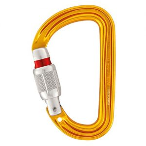 Petzl Sm'd Ultra-Light Asymmetrical Carabiner