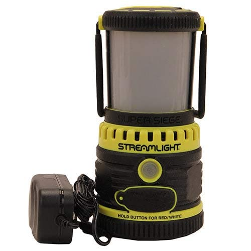 "Streamlight Siege Compact, Rugged 7.25"" Hand Lantern 540 Lumen Uses 3D Cell Alkaline Batteries - 540 Lumens"