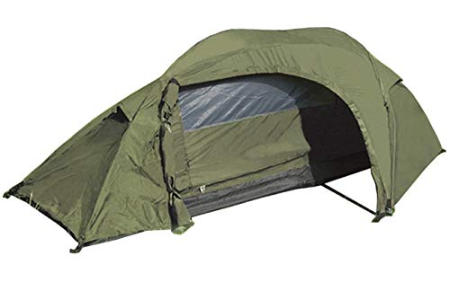 Mil-tec One Man Olive Green Recon Tent