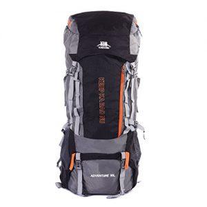 Mooedcoe Hiking Backpack, 95L Waterproof Backpack Internal Frame Hiking Backpack for Men