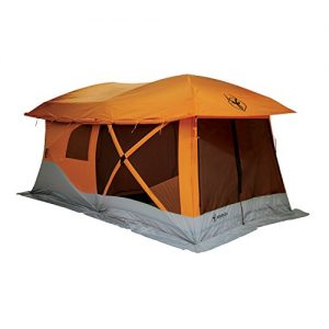 Gazelle 26800 T4 Plus Pop Up Portable Camping Hub Tent, 4-8 person