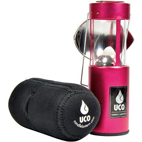 UCO Anodized Original Candle Lantern Kit