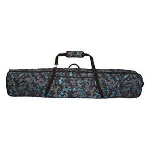 Burton Wheelie Gig Snowboard Bag, Padded Multiple Board Storage