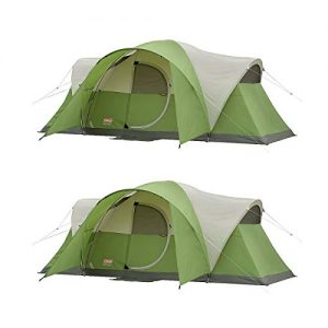 Coleman Tent for Camping   Montana Tent with Easy Setup