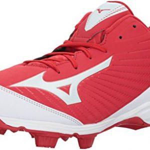 Mizuno (MIZD9 Men's 9-Spike Advanced Franchise 9 Molded Baseball Cleat-Low Shoe