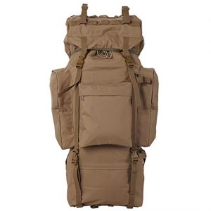 TaoRong 100L Military MOLLE Hiking Backpack Tactical Combat Backpack