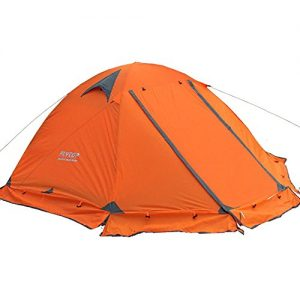 FLYTOP 3-4 Season 1-2-person Double Layer Backpacking Tent Aluminum Rod