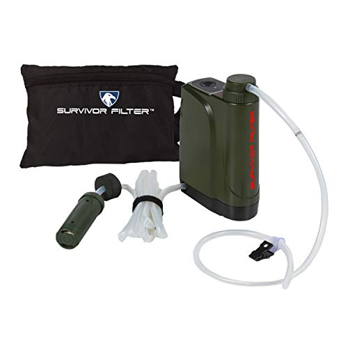 Survivor Filter PRO X Electric Water Filter