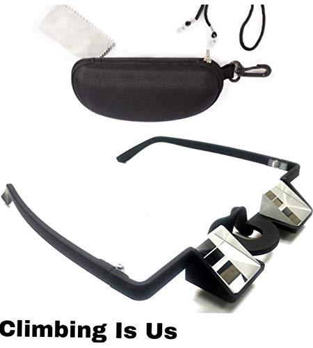Climbing Belay Glasses for Rock Climbing - Belaying Glasses, Belayer Goggles, Rock Climbing Gear by ClimbingIsUs
