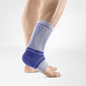 Bauerfeind - AchilloTrain Pro - Achilles Tendon Support - Breathable Knit Ankle Brace for Targeted Relief of Achilles Tendon Pain Without Limiting Mobility, Inflammation Relief