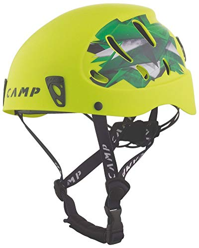 Camp Armour Climbing Helmet - Lime Green Large
