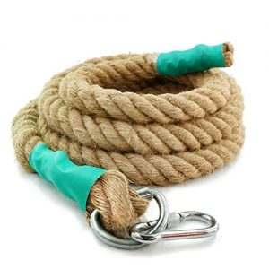 Aoneky 2 inch Gym Climbing Rope