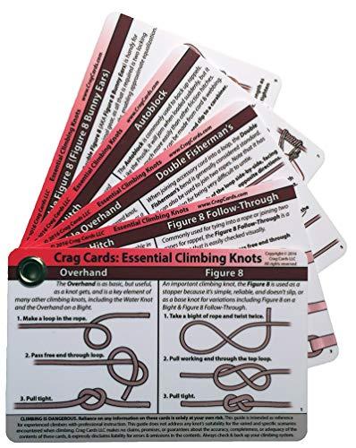 Crag Cards: Essential Climbing Knots