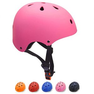Glaf Kids Bike Helmet Toddler Helmet Children Multi-Sport Helmet CPSC Certified Impact Resistance Ventilation Adjustable Helmet Youth Kids Skateboard Cycling Helmet