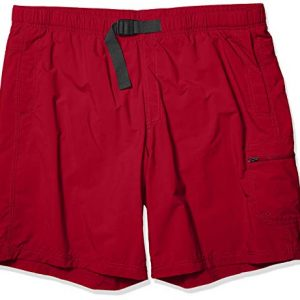 Columbia Men's Palmerston Peak Short, Waterproof, Uv Sun Protection