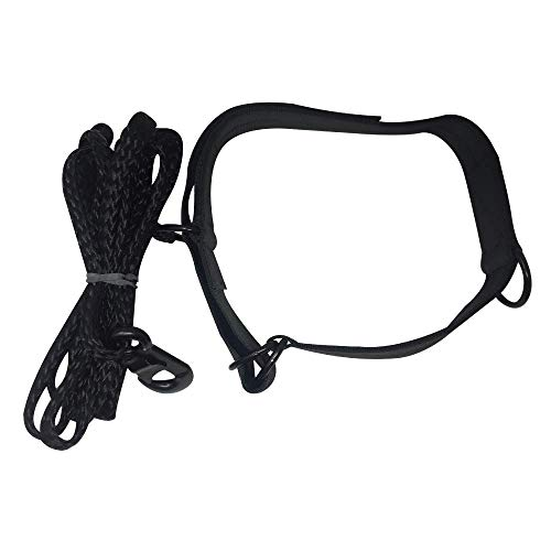 TreeHopper Climbing Belt with Harness Adapter for Climbing Trees Hunting Safety Deer Drag