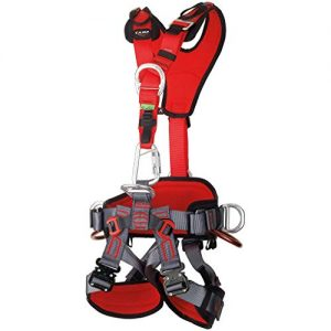 CAMP GT ANSI Fullbody Climbing Harness Size 1 Small to Large ANSI Certified 2017
