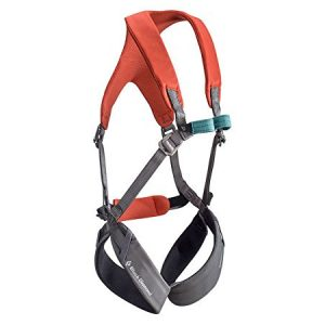 Black Diamond Momentum Full Body Harness - Kids'