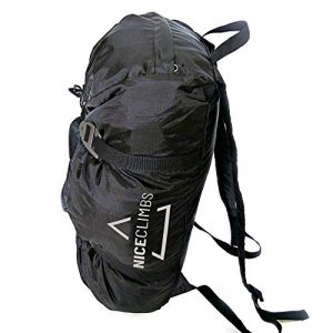 NiceClimbs Rock Climbing Rope Bag