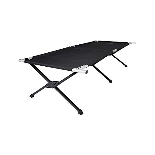 TETON Sports Universal Camp Cot; Finally, a Cot that Brings the Comfort of Home to the Campsite; Camping Cots for Adults; Easy Set Up; Storage Bag Included
