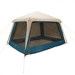 Eureka! NoBugZone 3-in-1 Covered Camping Shelter, Waterproof Canopy, and Screen House for Bug, Sun and Rain Protection