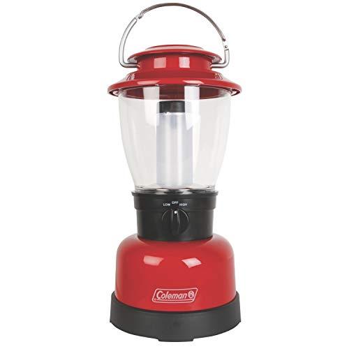 Coleman LED Lantern | 400 Lumens Personal Lantern with 4D Battery