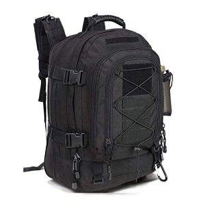 WolfWarriorX Backpack for Men Tactical 3 Day Expandable Bag