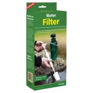 Coghlan's Camping Water Filter