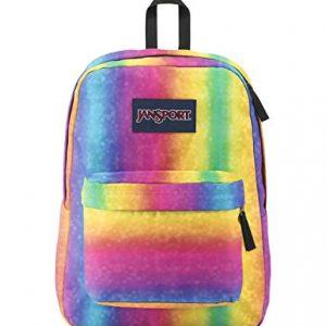 JanSport Superbreak Backpack, Rainbow Sparkle