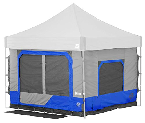 E-Z UP CC10SLRB Camping Cube 6.4 Outdoor, Royal Blue