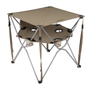 ALPS Mountaineering Eclipse Table, Khaki