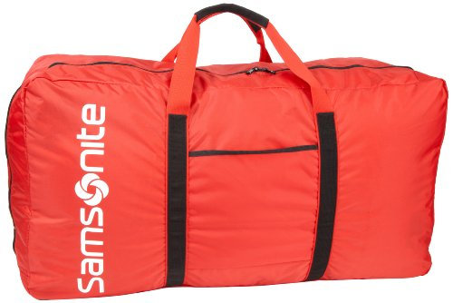 Samsonite Tote-A-Ton 32.5-Inch Duffel Bag, Red, Single