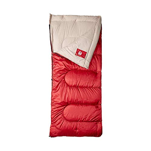 Coleman Palmetto 30°F Cool Weather Sleeping Bag