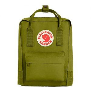 Fjallraven, Kanken Mini Classic Backpack for Everyday, Guacamole